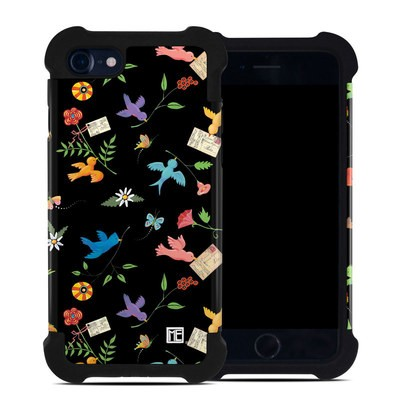 Apple iPhone 7 Bumper Case - Birds