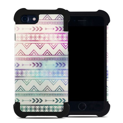 Apple iPhone 7 Bumper Case - Bohemian