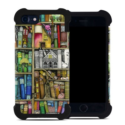 Apple iPhone 7 Bumper Case - Bookshelf