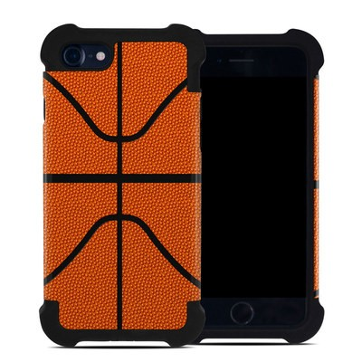 Apple iPhone 7 Bumper Case - Basketball