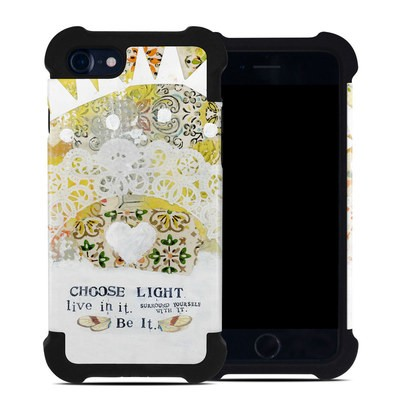 Apple iPhone 7 Bumper Case - Choose Light