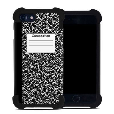 Apple iPhone 7 Bumper Case - Composition Notebook