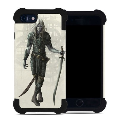 Apple iPhone 7 Bumper Case - Dark Elf