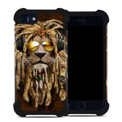 Apple iPhone 7 Bumper Case - DJ Jahman