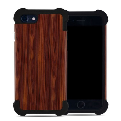 Apple iPhone 7 Bumper Case - Dark Rosewood