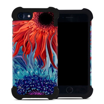 Apple iPhone 7 Bumper Case - Deep Water Daisy Dance