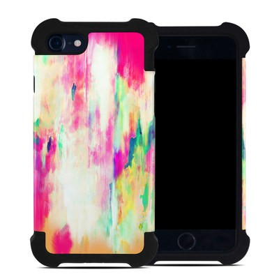 Apple iPhone 7 Bumper Case - Electric Haze