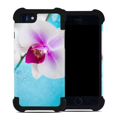 Apple iPhone 7 Bumper Case - Eva's Flower