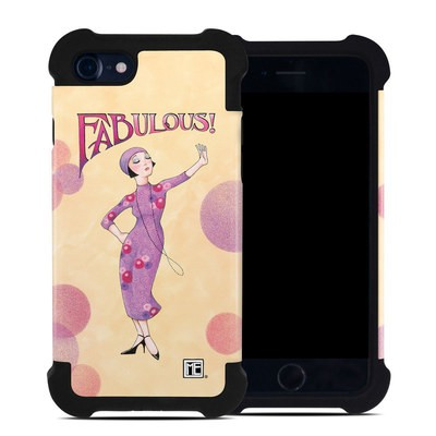 Apple iPhone 7 Bumper Case - Fabulous