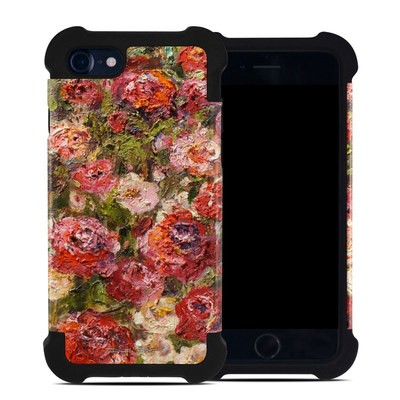 Apple iPhone 7 Bumper Case - Fleurs Sauvages