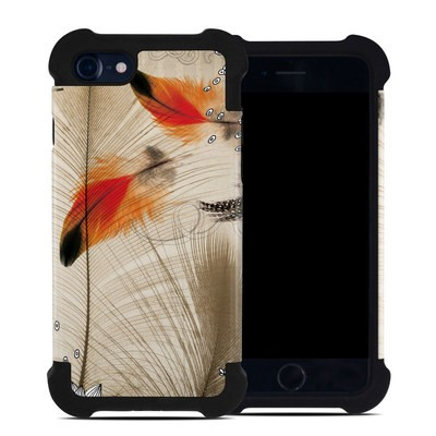 Apple iPhone 7 Bumper Case - Feather Dance