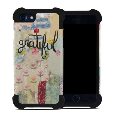 Apple iPhone 7 Bumper Case - Grateful