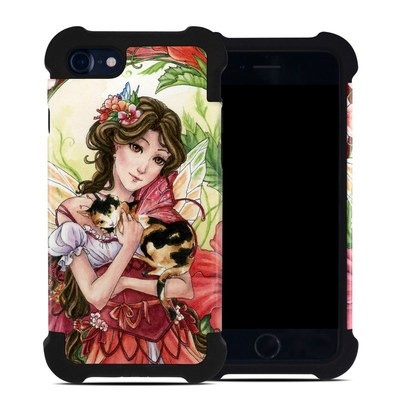 Apple iPhone 7 Bumper Case - Hibiscus Fairy