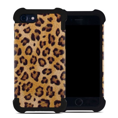 Apple iPhone 7 Bumper Case - Leopard Spots