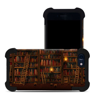 Apple iPhone 7 Bumper Case - Library