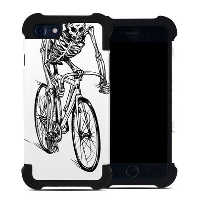Apple iPhone 7 Bumper Case - Lone Rider