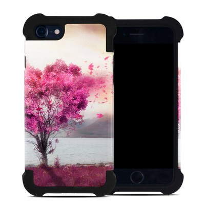 Apple iPhone 7 Bumper Case - Love Tree