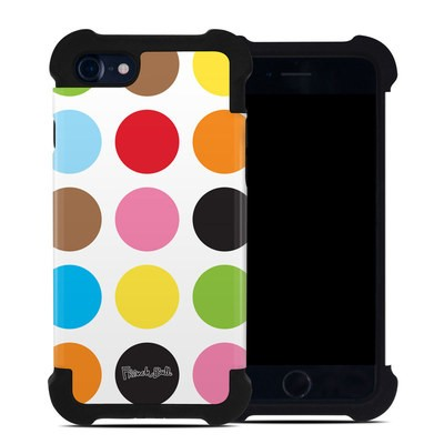 Apple iPhone 7 Bumper Case - Multidot
