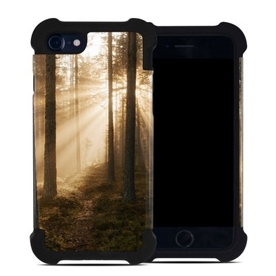 Apple iPhone 7 Bumper Case - Misty Trail