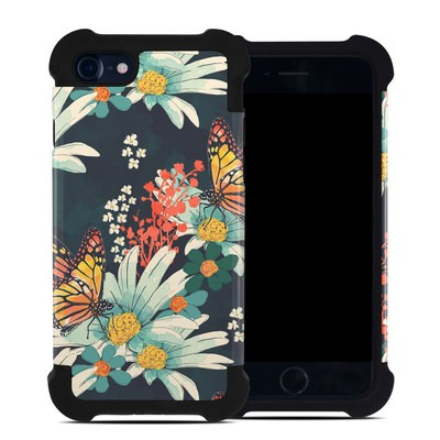 Apple iPhone 7 Bumper Case - Monarch Grove