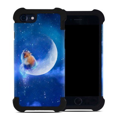 Apple iPhone 7 Bumper Case - Moon Fox
