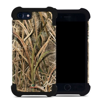 Apple iPhone 7 Bumper Case - Shadow Grass Blades