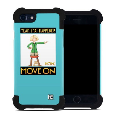 Apple iPhone 7 Bumper Case - Move On