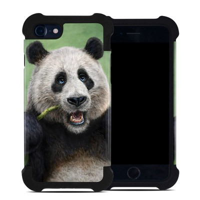Apple iPhone 7 Bumper Case - Panda Totem