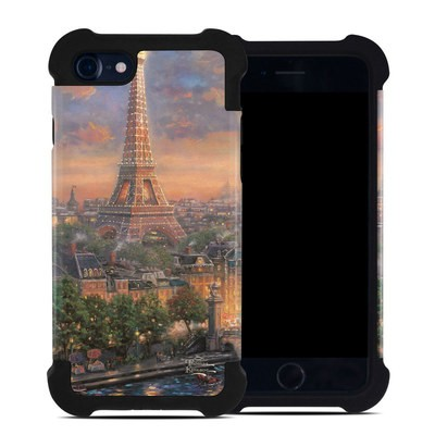 Apple iPhone 7 Bumper Case - Paris City of Love