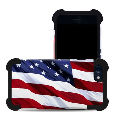 Apple iPhone 7 Bumper Case - Patriotic
