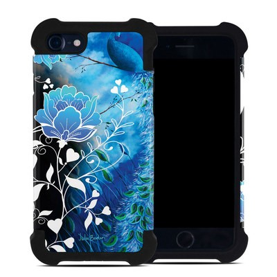Apple iPhone 7 Bumper Case - Peacock Sky