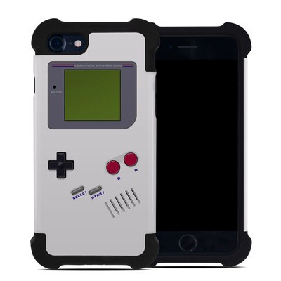 Apple iPhone 7 Bumper Case - Retro Horizontal