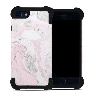 Apple iPhone 7 Bumper Case - Rosa Marble