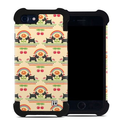 Apple iPhone 7 Bumper Case - Scotties