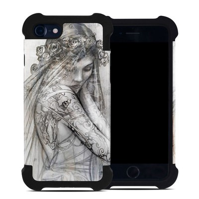 Apple iPhone 7 Bumper Case - Scythe Bride