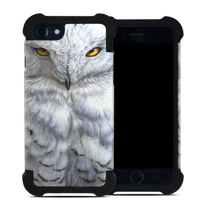 Apple iPhone 7 Bumper Case - Snowy Owl