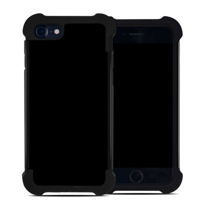 Apple iPhone 7 Bumper Case - Solid State Black