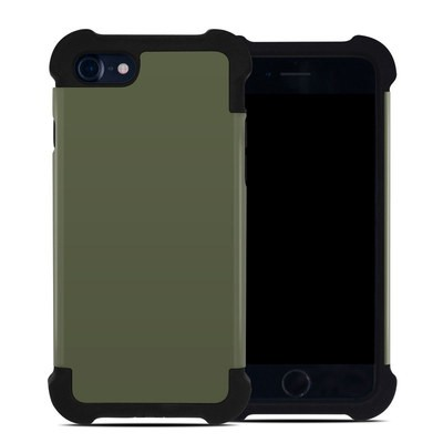 Apple iPhone 7 Bumper Case - Solid State Olive Drab
