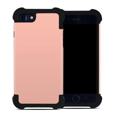 Apple iPhone 7 Bumper Case - Solid State Peach