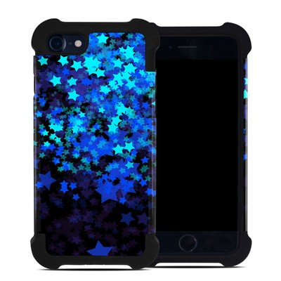 Apple iPhone 7 Bumper Case - Stardust Winter
