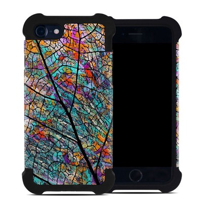 Apple iPhone 7 Bumper Case - Stained Aspen