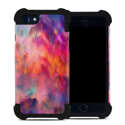 Apple iPhone 7 Bumper Case - Sunset Storm