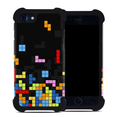 Apple iPhone 7 Bumper Case - Tetrads