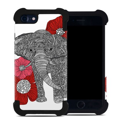 Apple iPhone 7 Bumper Case - The Elephant