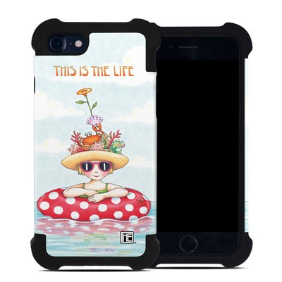 Apple iPhone 7 Bumper Case - This Is The Life