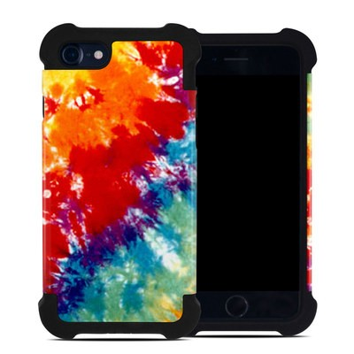 Apple iPhone 7 Bumper Case - Tie Dyed