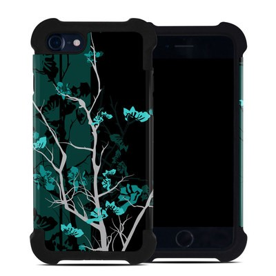 Apple iPhone 7 Bumper Case - Aqua Tranquility