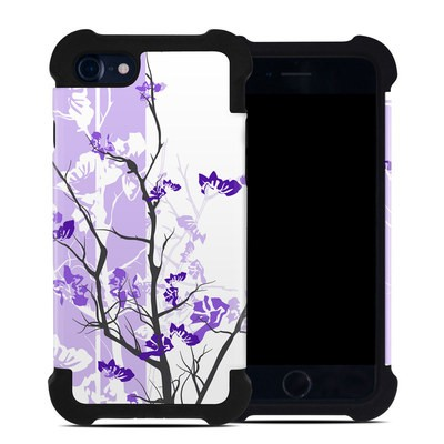 Apple iPhone 7 Bumper Case - Violet Tranquility