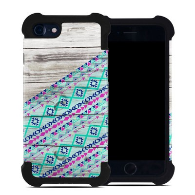Apple iPhone 7 Bumper Case - Traveler