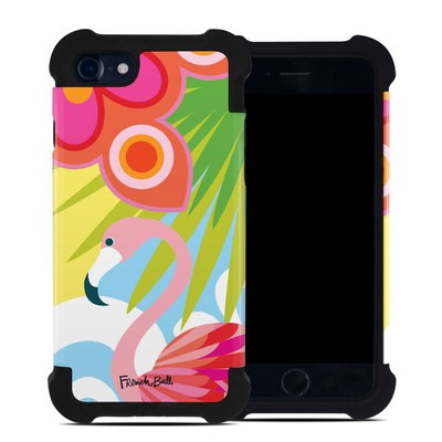 Apple iPhone 7 Bumper Case - Tropic Fantasia